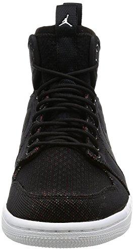 Jordan Jordan 1 Retro Ultra High Hommes Cuir Baskets black ghost green infrared 23 050