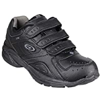 Hi-Tec XT115 Black Childrens Sports PU
