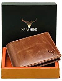 Genuine High Quality Leather Wallet for Mens