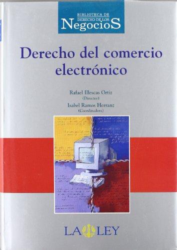 Derecho del comercio electronico