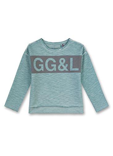 GEORGE GINA & LUCY GIRLS GEORGE GINA & LUCY GIRLS Mädchen Sweatshirt 50423, Blau (Mint 4974), 116