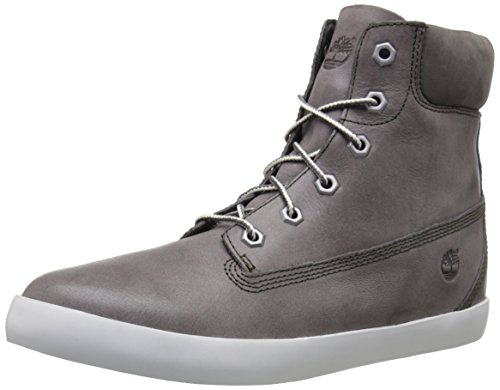 Slush-boot (Timberland Women's Brattleboro 6 Inch Boot, Slush Grey, 6.5 M US)