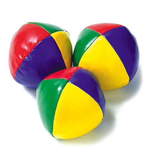 Kaufen-schenken -spielen Jonglierbälle 3 Stück Jonglieren 60 mm !