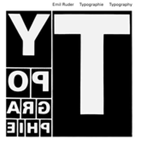 Typografie: Ein Gestaltungslehrbuch: A Textbook of Design Buch-Cover