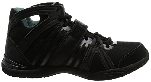 Ryka Womens Tenacity Cross-Trainer Shoe Black/Green