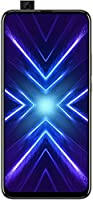 HONOR 9X Phantom Black - Smartphone Bundle (6,59 Zoll Display, 128 + 4 GB) + 48MP AI Triple-Kamera + 16MP Pop-up...