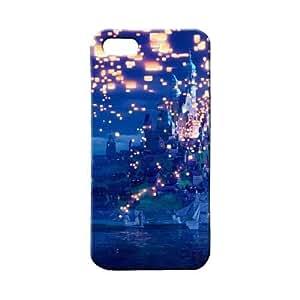 BLUEDIO Designer 3D Printed Back case cover for Apple Iphone 5 / 5S / SE - G4940