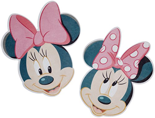 er Silhouette Minnie Maus 1er Pack (1 x 60 g) (Maus-silhouette)