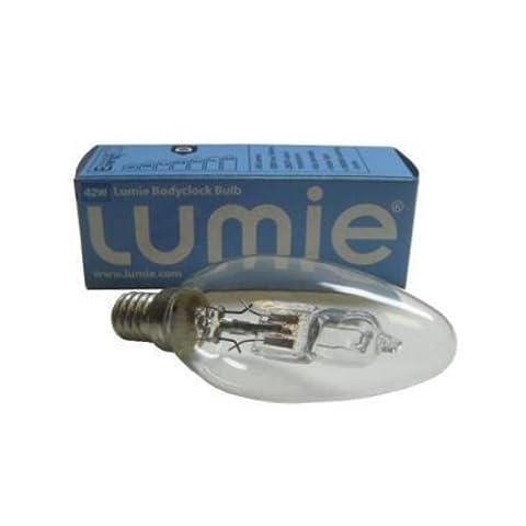 Lumie Bodyclock Ampoule Halogène 42 w