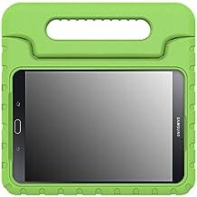 """MoKo 5014449 8"""" Shell case Verde funda para tablet - fundas para tablets (20,3 cm (8""""), Shell case, Verde, Samsung, Galaxy Tab S2 8.0, Resistente al polvo, Resistente a rayones, Resistente a golpes, A prueba de salpicaduras)"""