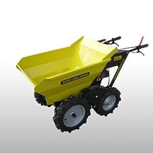 Mini Dumper 250 kg Zuladung Briggs&Stratton Motor gelb