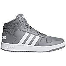 cheap for discount c2297 f4be8 adidas Hoops 2.0 Mid, Scarpe da Basket Uomo