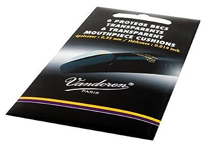 Vandoren VMC6 Mouthpiece Cushions (0.35mm) (Pack of 6)