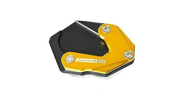 Color : Black Black LIWIN Moto Accessoires Moto B/équille B/équille Agrandir Extension de la plaque for BMW R 1250 GS R1250GS 1G13 K50 R 1200GS 2018 2019