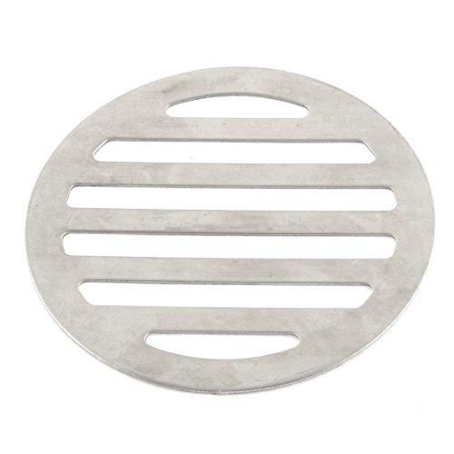 Preisvergleich Produktbild 3 Zoll Runde Boden Sieb Abfluss Abdeckung Küche Bad Bodenablauf Siebdeckel