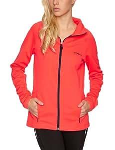 O'Neill Women's Contour Hooded Fleece  -  Neon Flame, X-Large