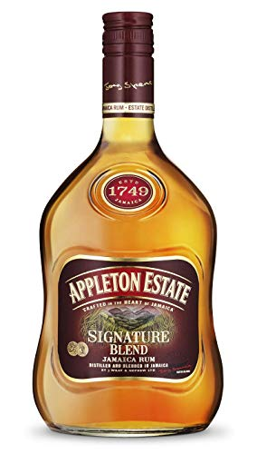 Appleton Estate Signature Blend Rum, 70 cl