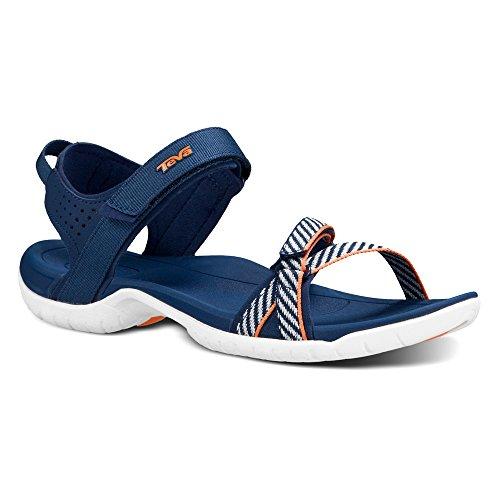 Teva Verra, Sandales femme Navy blue