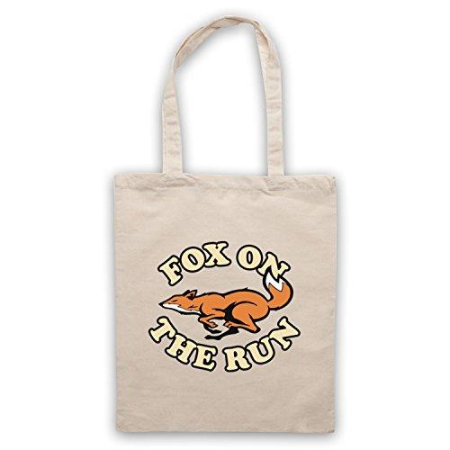 Inspiriert durch Sweet Fox On The Run Inoffiziell Umhangetaschen Naturlich