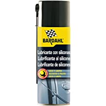 SPRAY LUBRICANTE CON SILICONAS 400ml
