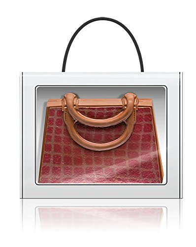 Preisvergleich Produktbild Arko Schokoladen-Handtasche,  Edelvollmilch-Schokolade,  250 G