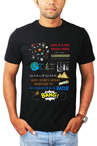 Title Song Doodle - The Big Bang Theory Tshirt – TV Series Tshirts by The Banyan Tee ™