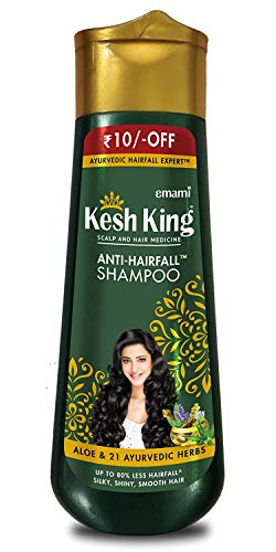 Kesh King Herbal Shampooing - 100 ml (handicapés 2)