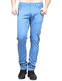 Kenzarro - Jeans Sh-16021 Bleu