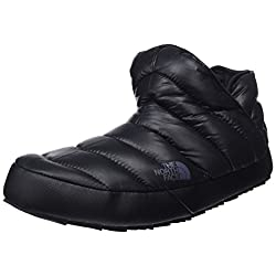 the north face men's m tb traction bootie low rise hiking boots - 41jfg3FnrAL - THE NORTH FACE Men's Thermoball Traction Snow Boots
