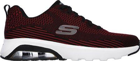 Skechers - Skech Air- Extreme, Scarpe da ginnastica Uomo Black/Red