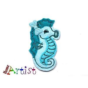 Seepferde Haarspange für Kleinkinder – freie Farbwahl