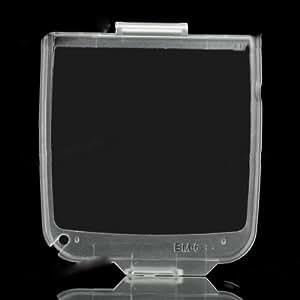 Bestofferbuy - Coque De Protection Cristal Enclipsable Pour Ecran Lcd Pour Nikon D200 Bm-6