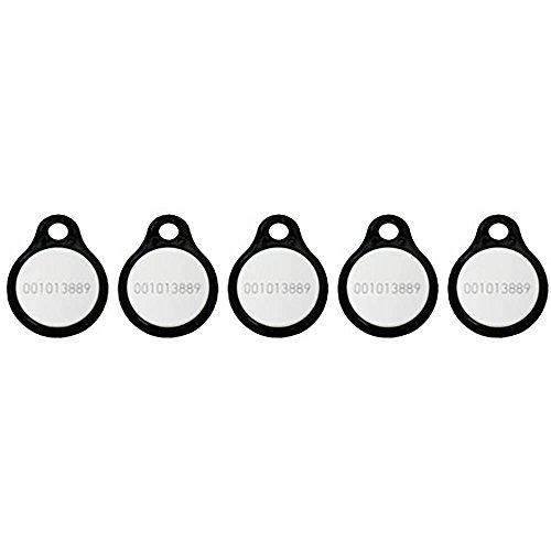 REINERSCT timeCard RFID Transponder 5 des 5 STK Transponder-Mitarbeiterausweise ohne Mitarbeiterlizenzen
