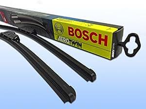 Bosch Aerotwin Essuie-glace A955S/3397118955, BMW série 5E60/E61, BMW série 6E63/E64