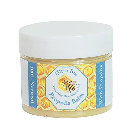 100% natürlich Bienen Propolis (+10%) Balsam 50ml - Handgemachte Propolis Salbe