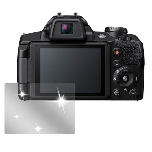 dipos I 6X Schutzfolie klar passend für Fuji Finepix S1 Folie Displayschutzfolie