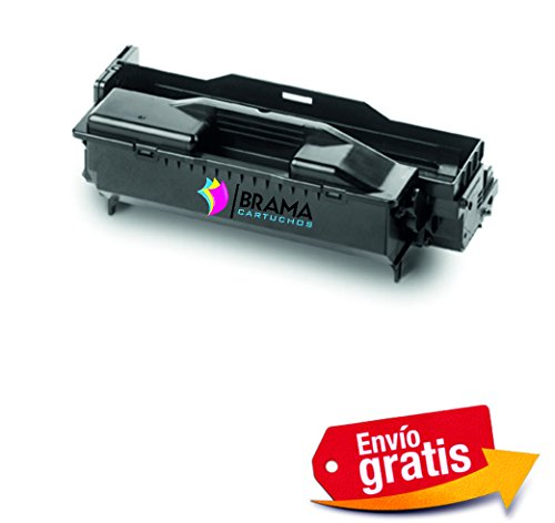 Preisvergleich Produktbild Bramacartuchos Trommeleinheit kompatibel Oki B411 / B431 / MB471 – 44574302, 25 K Kopien B 411 B 431 B431d B411D B 411d B431d