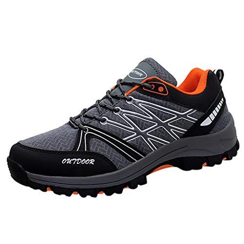 AG&T Chaussures de Running Compétition Homme Baskets Hommes Unisex Chaussures de Course légères et athlétiques Baskets de Jogging Sport Respirantes