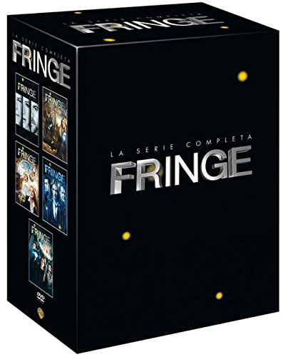 Fringe - Temporadas 1-5 [DVD]