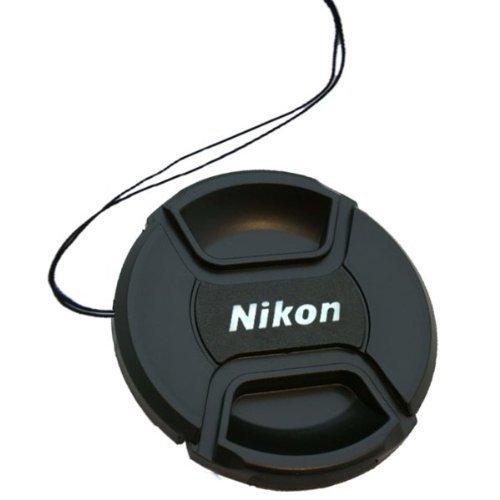 Omax 67mm replacement lens cap for nikon 18-140mm vr lens