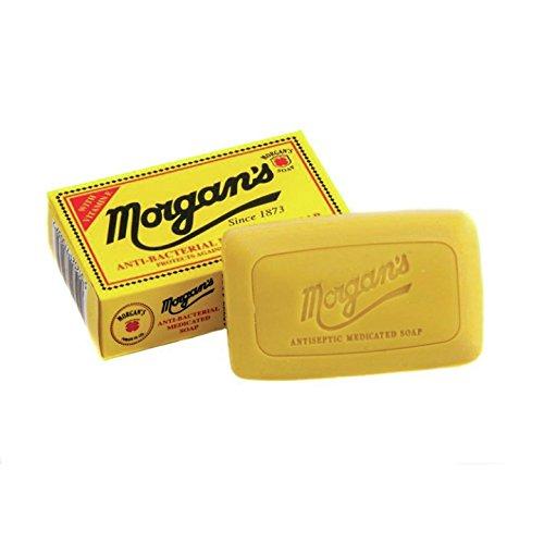 Morgan 's Anti-bacterial Medica Ted Jabón 80g