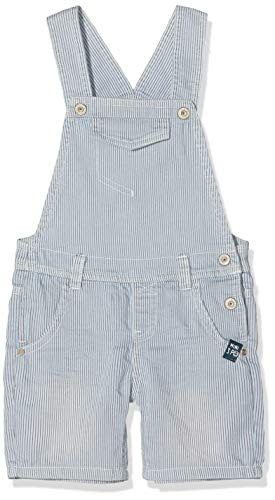 3 Pommes Boy's 3n21013 46 Dungaree, Blue (Indigo, 3-4 Years (Size: 3/4A)