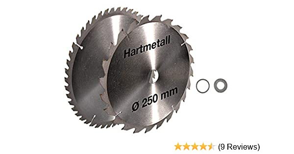 Kreissägeblatt 315 x 30mm Holz HM Sägeblatt 48Z Reduzierringe 16-20-25,4mm