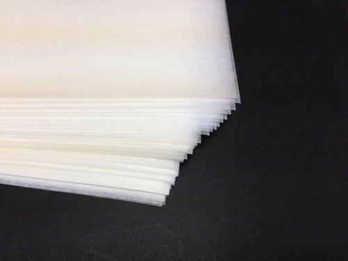 Silicone della carta per ferro su materiali tessuto transfer 50x fogli A4