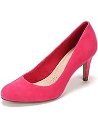 Clarks Carlita Cove - Zapatos de Tacón para Mujer