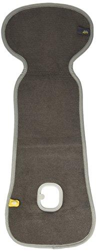 AEROMOOV - Air Layer foderina traspirante - Non fa sudare il bambino - Cotone organico - Passeggino (Anthracite)