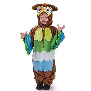 Dress up America-S búho búho búho jugar disfraz para niños