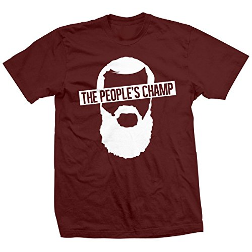 Unbekannt T-Shirt The Peoples Champ Bis 5XL !, Gr.:L (T-shirt Peoples Champ)