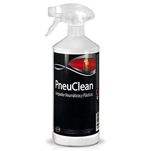 Sisbrill PneuClean Limpiador Concentrado de Neumáticos y Plásticos Exterior | Acabado Mate | 1 Litro