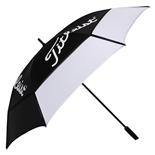 TITLEIST Tour Umbrella Parapluie de Golf, Homme, Noir,...